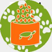 Корм для черепах