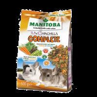 "Корм ""Manitoba"" COMPLETE 600г для всех шиншил"