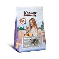"Сухой корм ""Karmy"" 1,5кг Main Coon Kitten д-котят/ беременных и кормящих кошек Индейка"