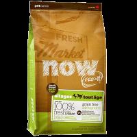 """Сухой корм """"Нау"""" Fresh Small Grain Free Б\З 11,3кг д-собак малых пород индейка-утка-овощи 27/17"""