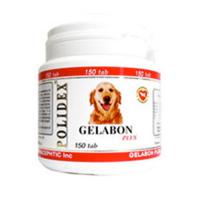"""Витамины """"Полидекс"""" Gelabon plus 500т. д-собак д-собак проф. и лечение опорно-двигат.аппарата"""
