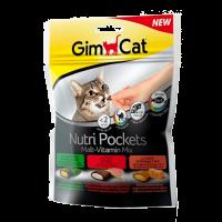"Подушечки ""Джимпет"" д-кошек 60гр с мятой и витамин."