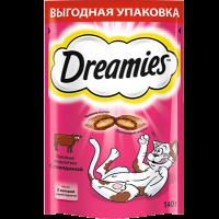 """Лакомства """"Дримис"""" 140г д-кошек с говядиной"""