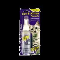 """Спрей """"Urine Off """" д-уничтожения пятен и запахов от кошек и котят (в блистере)"""