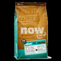 """Сухой корм """"Нау"""" Fresh Grain Free Б\З 5,45кг д-собак крупных пород  индейка-утка-овощи"""