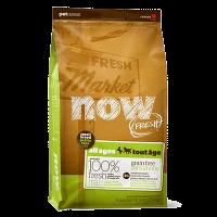 """Сухой корм """"Нау"""" Fresh Grain Free Б\З 5,44кг д-собак малых пород индейка-утка-овощи 27/17"""