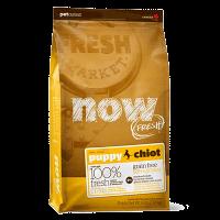 """Сухой корм """"Нау"""" Fresh Pappy Grain Free Б З 11,35кг д-щенков индейка-утка-овощи 28 18"""