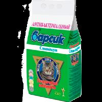 """Наполнитель """"Барсик"""" впитывающий  для котят 4,54л (3,1кг)"""