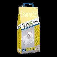 """Наполнитель """"Саникет"""" CLASSIC  впитывающий без ароматиз. 20л (12.5кг)"""