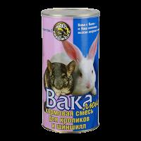 "Корм ""Вака Люкс"" 800г д-шиншилл и кроликов"