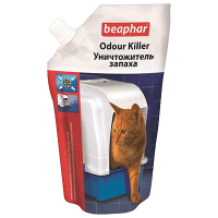 "Дезодорант (уничтожитель) ""Беафар"" Odour killer for cats д-кошачьих туалетов"