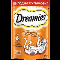 """Лакомства """"Дримис"""" 140г д-кошек с курицей"""