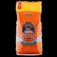 """Наполнитель """"Сибирская кошка"""" бюджет: впитывающий 20 л"""