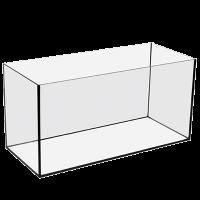 Аквариум 20л. прямоугольный стекло 45*27*16,5