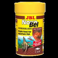 """Корм """"JDL"""" NovoBel 100мл основной для всех аквариумных рыб"""