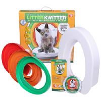 FEEDEX Система приучения кошки к туалету Litter Kwitter