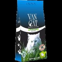 """Наполнитель """"Van Cat"""" комкующийся аромат весенней свежести  (без пыли) 10кг"""
