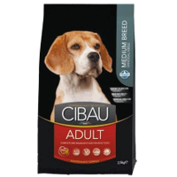 """Сухой корм """"Фармина"""" CUBAU 2,5кг д-средних пород собак"""