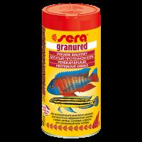 "Корм ""Sera"" Granured Cichlids 100мл 55г д-цихлид плотоядных (гранулы)"