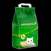 """Наполнитель """"AromatiCat"""" Древесный впитывающий 5л ( 3 кг)"""