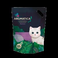 """Наполнитель """"AromatiCat"""" Прованс силикагелевый 10л ( 4.3 кг)"""