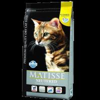"""Сухой корм """"Фармина"""" MATISSE 1,5кг д-стерилизованных кошек"""