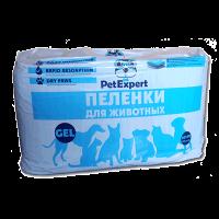 """Пеленки """"Pet Expert"""" 30шт д-собак 60*40 см"""