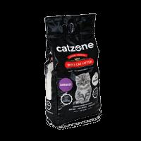 Catzone Наполнитель Lavender 10кг д-кошек лаванда