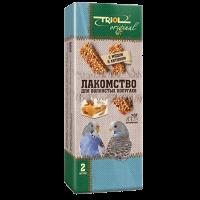 """Лакомство """"Триол"""" д-волнистых попугаев палочки с мёдом и хитином  2 шт"""