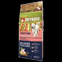 """Сухой корм """"Ontario"""" Senior Large 12кг д-пожилых собак крупных пород курица-картофель"""