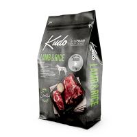 Сухой корм KUDO 7,5кг д-щенков средних и крупных пород цыпленок