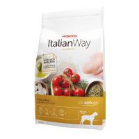 "Сухой корм ""Italian Way"" Maxi  12кг д-собак круп. пород курица-рис"