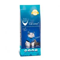 """Наполнитель """"Van Cat"""" комкующийся 100% натуральный (без пыли) 20кг"""