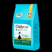 "Сухой корм ""Daily Cat"" SENIOR 400г д-пожилых кошек курица-рис"