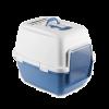 """Stefanplast Туалет-домик """"Cathy"""" с угольным фильтром  56*40*40 синий (48698)"""