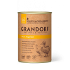 """Консервы """"GRANDORF"""" 400г д-собак 90% мяса Утка и Индейка"""