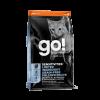 "Сухой корм ""Гоу"" Sensitivities Gran Free Б/З 1,36кг д-котят/кошек чувств. пищеварение минтай 31/15"
