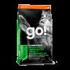"""Сухой корм """"Гоу"""" Carnivore GF Б/З 1,36кг д-котят/кошек чувств. пищеварение форель-лосось 45/18"""