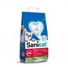 "Наполнитель ""Sani Cat"" 7DAYS впитывающий Алоэ 4л ( 2,7кг)"