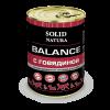 """Консервы """"Solid Natura"""" Balance 340г д-собак говядина"""