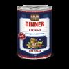 "Консервы ""Solid Natura"" Dinner 340г д-собак печень"