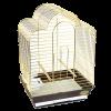 Triol Клетка д-птиц золотоя решётка 46,5*36*65см 6113G (Кл-08500)