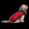 Куртка Dog Gone Smart 106434 №14 -35.5см Зимняя мехов.ворот.,краснаго цв.