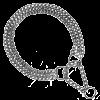 Triol Ошейник-удавка метал. трехряд. 30мм-70см (SHС3070 )