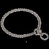 Цепь-удавка мет.рывковая  35мм-22см (SHО3522)