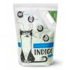 """Наполнитель """"INDIGO"""" д-кошек растительный смывающ. Зеленый чай 12л"""