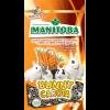 """Корм """"Manitoba"""" BUNNY CAROTA """" 1кг для молодых и взрослых кроликов с морковью"""
