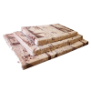 Матрац  со съемным чехлом мебельная ткань 80*50*6см (75091)