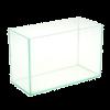 Аквариум прямоугольный стекло 10 л (28,5*23,5*15)