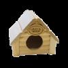 """Green Farm Домик """"Изба"""" 12*14.5*11.5см для мелких грызунов И-221 (161,002)"""